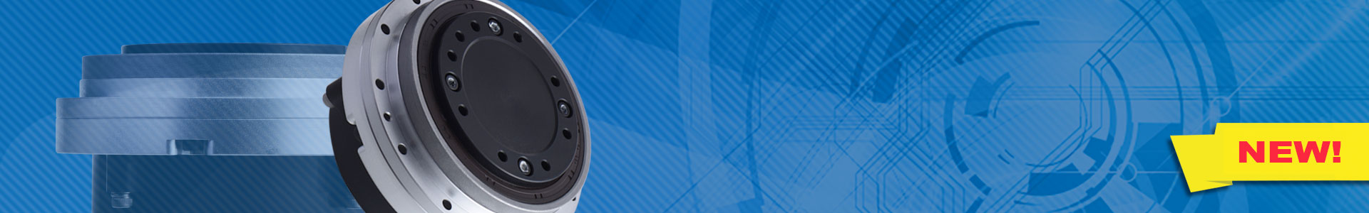 FLA Ultra-Flat Rotary Actuator | Harmonic Drive